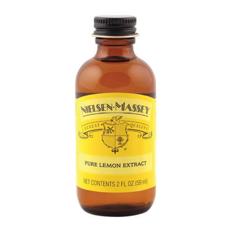 Натурален екстракт от лимон  Nielsen Massey 60мл.