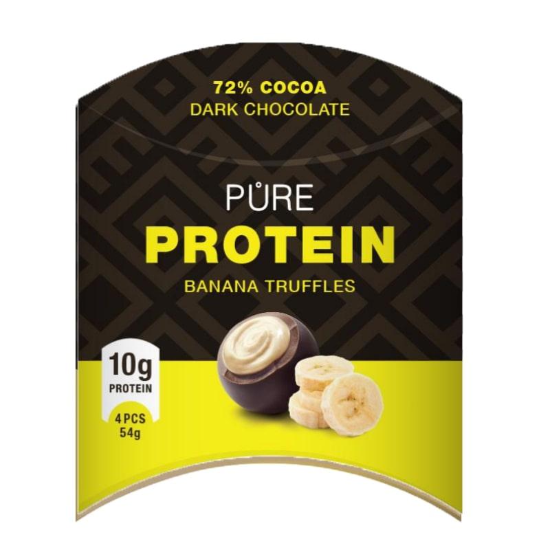 Лична: Протеинови бонбони с банан 54гр.